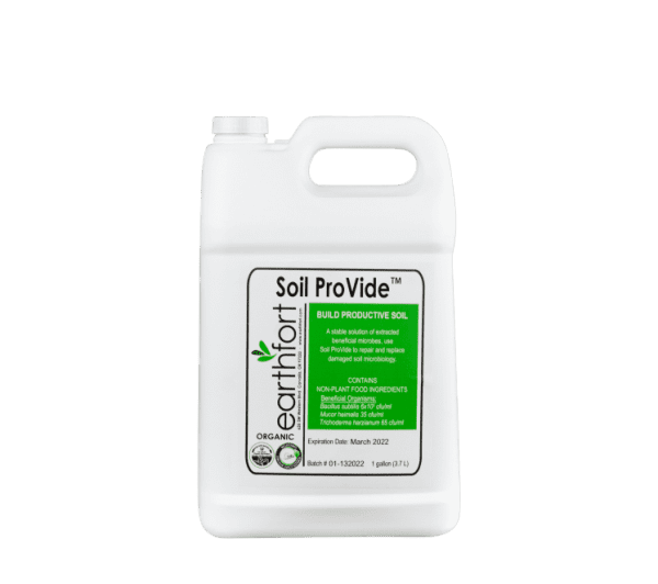 Earthfort Soil Health Products Soil Provide Inoculum