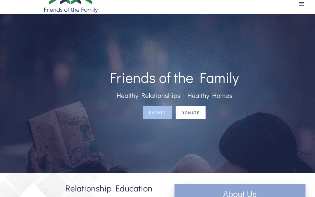 Friends of the Family – Corvallis, Oregon